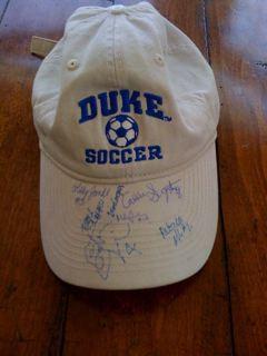 Duke soccer hat