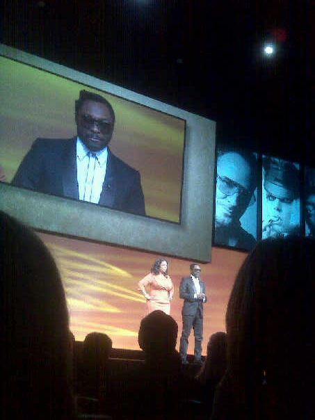 Oprah & Will I Am